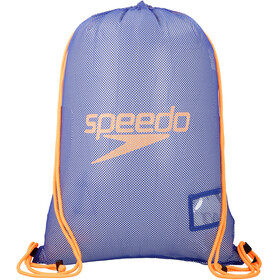 speedo Equipment Borsa 35l arancione/blu